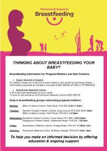 Portsmouth SupportsBreastfeeding 2