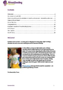 newsletter 63 front