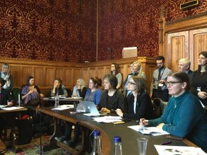 The infant feeding APPG