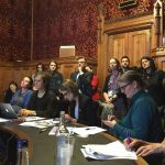 The APPG was packed, standing room only!