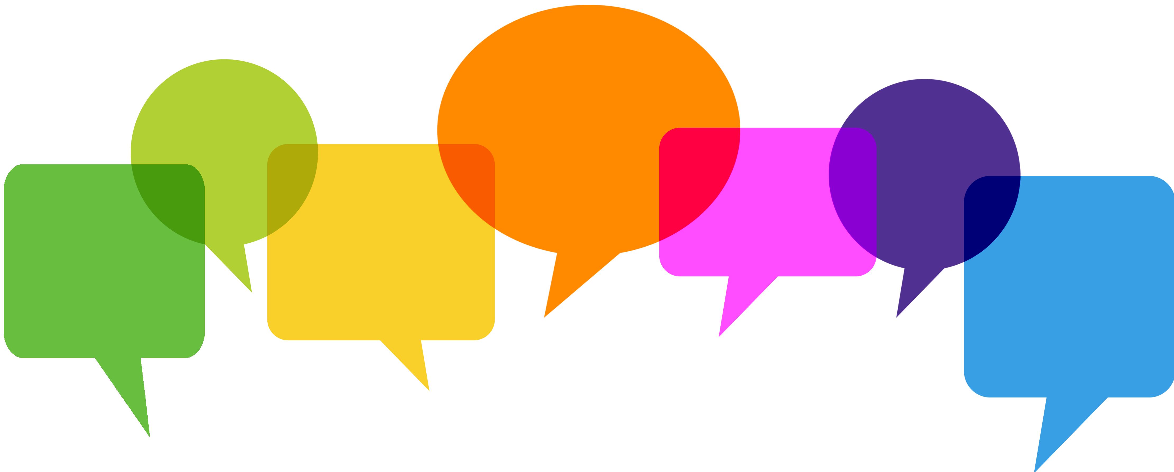 feedback-speech-bubbles - The Breastfeeding Network